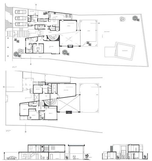 Plantas arquitectonicas dibujo arquitect nico itsim for Ejes arquitectonicos