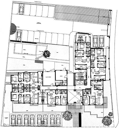 Anuario 05 arquitectura peruana de hoy for Plantas de colegios arquitectura
